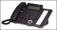 Цифровой системный телефон LG-NORTEL LDP-7024D