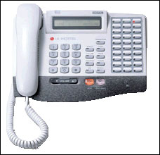 Цифровой системный телефон LG-NORTEL LKD-30D