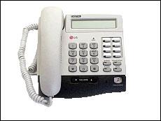 Цифровой системный телефон LG-NORTEL LKD-8DS