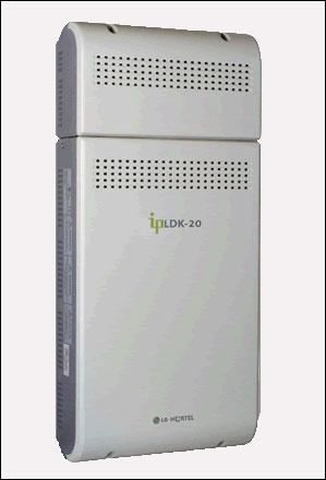 Цифровая IP-АТС LG-NORTEL ipLDK-20