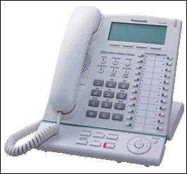 Цифровой ip-телефон Panasonic KX-NT136