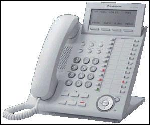 Цифровой ip-телефон Panasonic KX-NT346