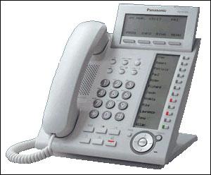 Цифровой ip-телефон Panasonic KX-NT366