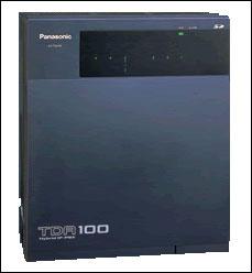 Цифровая гибридная IP-АТС Panasonic KX-TDA100RU