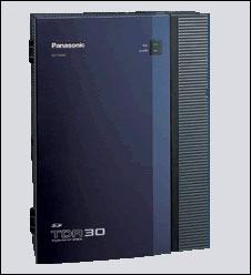Цифровая гибридная IP-АТС Panasonic KX-TDA30RU
