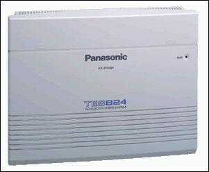 Аналоговая АТС Panasonic KX-TES824RU